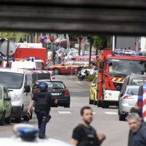 Agencia yihadista asegura: secuestradores en iglesia francesa son soldados del Estado Islámico