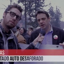 [VIDEO] Frente Fracasados en marcha #NoMasAFP: