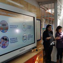 Instituto de la Sordera inaugura primera sala inteligente y acerca la tecnología a sus alumnos