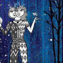 Simbología mapuche en un clásico de Shakespeare para niños de la primera infancia
