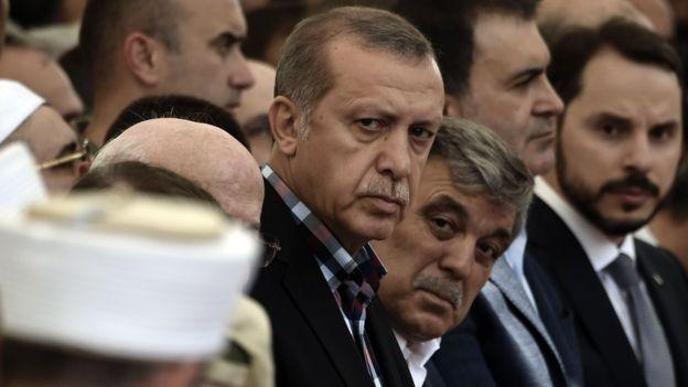 Después de considerarlo su aliado, Tayyip Erdogan rompió con el Movimiento Gülen en 2012.
