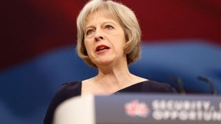 "Theresa May firma la carta en la que pedirá el ""brexit"""