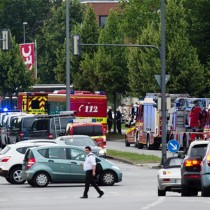 Al menos ocho muertos deja tiroteo a un centro comercial de Múnich