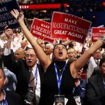 [VIDEO] Así fue la nominación de Donald Trump como candidato oficial del Partido Republicano