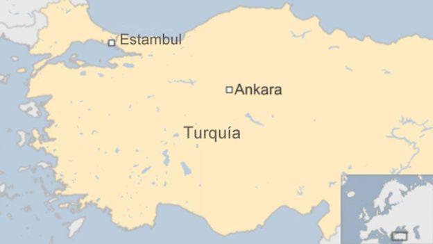 Turquía es un país clave en la región que conecta a Europa con Medio Oriente. El intento de golpe de Estado se desarrolló en Ankara, la capital del país, y en Estambul, su ciudad más grande.
