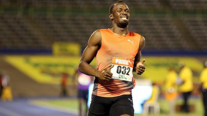 Usain Bolt es duda para los JJOO de Río por una lesión muscular