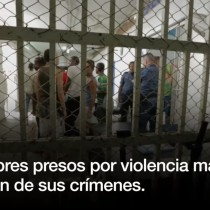 [VIDEO] Hombres presos por violencia doméstica hablan sobre sus crímenes