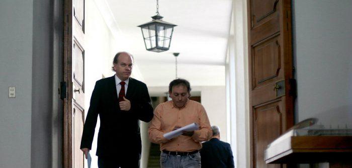 Alejandro Navarro dice que Iván Fuentes pecó de ingenuo