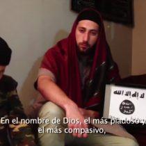 [VIDEO] Difunden video de los asesinos del sacerdote en Normandía jurando lealtad a Estado Islámico