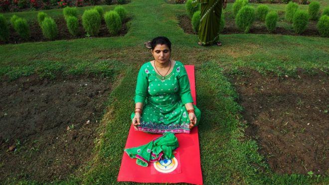 La sorprendente y poco conocida historia del yoga