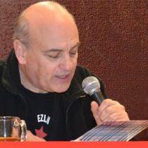 Escritor y activista uruguayo Raúl Zibechi presenta libros en Chile