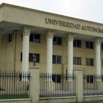 Corte de Apelaciones acogió recurso de protección presentado por la Universidad Autónoma en contra del Cruch