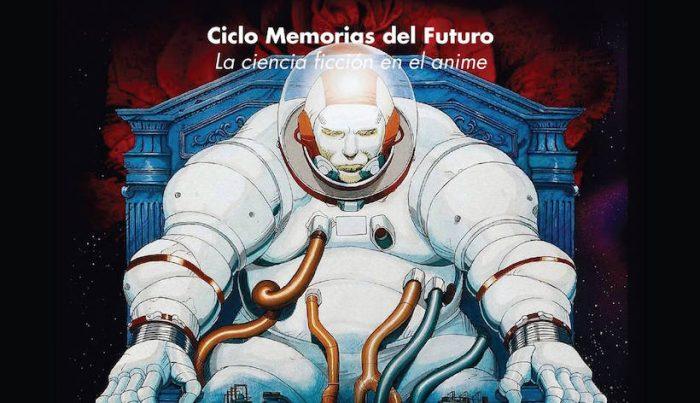 """Ciclo de cine de animación japonesa """"Memorias del futuro"""" en auditorio FAU, 24 y 31 de agosto. Entrada liberada"""
