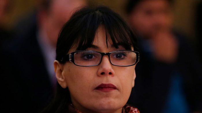 Ministra Javiera Blanco será interpelada este martes en la Cámara de Diputados