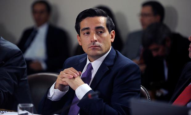 Ex ministro Peñailillo supo de irregularidades previsionales de la ex esposa de Andrade en 2014