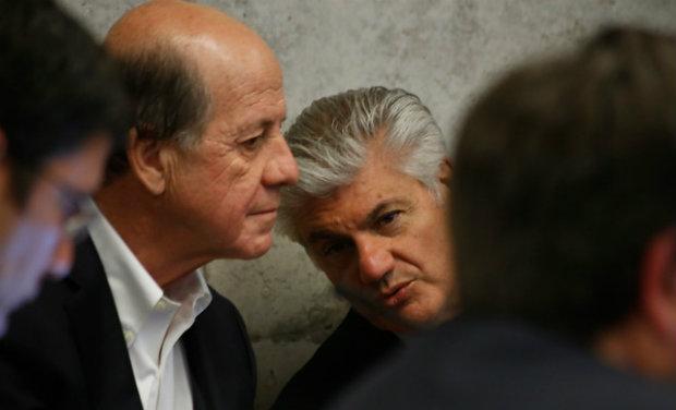 Abogado de Délano y Lavín solicitará rebaja de cautelares por caso Penta