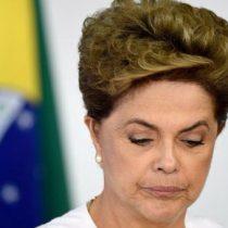 Las primeras reacciones en las redes tras destitución de Dilma Rousseff