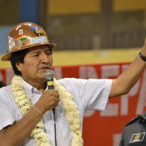 Evo Morales a Insulza: