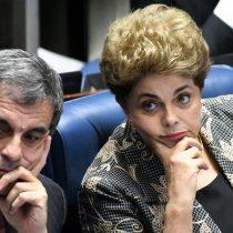 Rousseff dice que su juicio político equivale a una pena de muerte