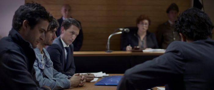 """Alejandro Fernández, director de """"Aquí no ha pasado nada"""": """"Quise mostrar cómo funciona la clase alta chilena"""""""