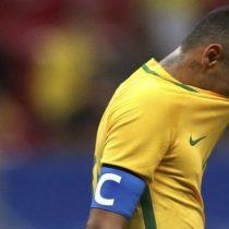 Neymar se cortó el ligamento del tobillo derecho y no podrá representar a Brasil en la Copa América