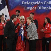 Las Coimas  y el deporte chileno