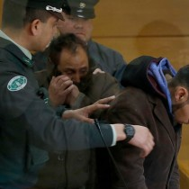 Juzgado rebaja cautelar para padre e hijo que dieron muerte a presunto delincuente tras portonazo