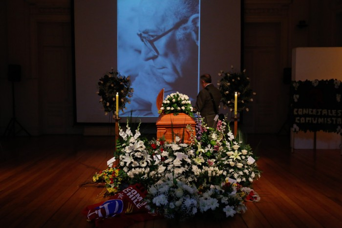 Decretan duelo nacional por muerte de artista José Balmes