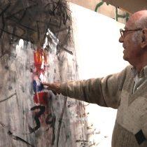 Internado en estado crítico se encuentra el Premio Nacional de Artes José Balmes