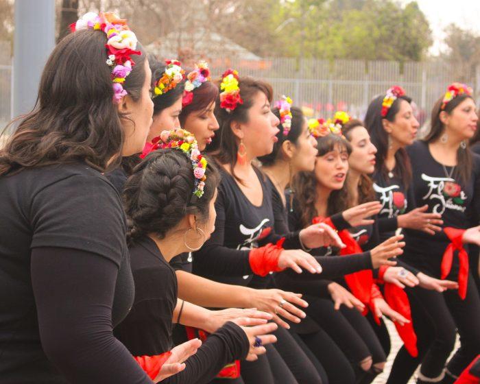 Flor de Juanas la primera Murga Cuequera que le canta a la mujer chilena