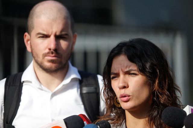 Jackson y Vallejo aseguran que ex ministro Morandé