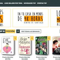 Inauguran librería online con precios más baratos que sin IVA