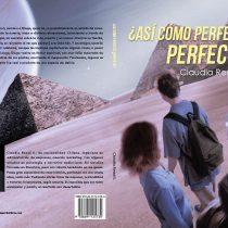 Claudia Readi publica novela