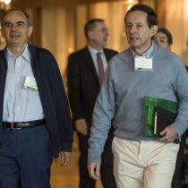José de Gregorio en la reunión de banqueros con Janet Yellen: