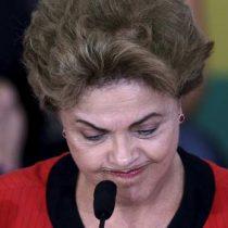El Senado vota por continuar el proceso y llevar a Rousseff al juicio final