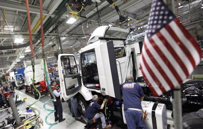 PIB de Estados Unidos creció un 2,9% en el tercer trimestre, su mejor cifra en más de 2 años