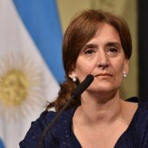 Amenazan de muerte a la vicepresidenta de Argentina