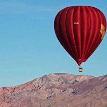 Paseos en globos aerostáticos son el nuevo atractivo turístico en San Pedro de Atacama