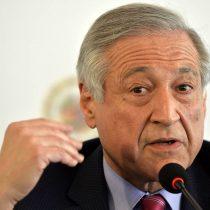 Canciller Heraldo Muñoz acusa a Bolivia de utilizar la ONU para ventilar asunto bilateral