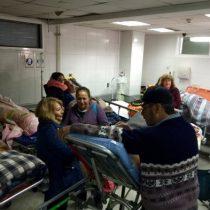 [VIDEO] El colapso en urgencias del Hospital San José que registró esperas de hasta 12 horas