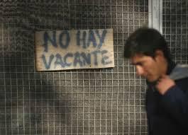 Desempleo aumenta en Argentina y se sitúa en 9,3%