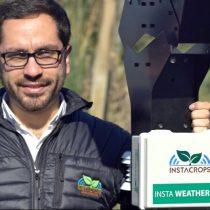 Valor Empresario: Mario Bustamante, de Instacrops, y su tecnología al alcance del celular que revolucionó la agricultura