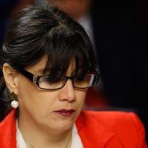 Blanco se defiende ante diputados y aclara que no es labor del Ejecutivo evaluar lo que hizo Solange Huerta como fiscal