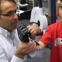 Los planes de Jorge Zúñiga para que Chile lidere el desarrollo de las prótesis 3D