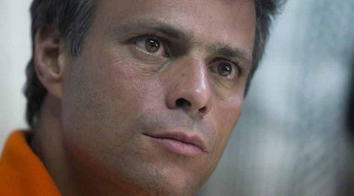 Corte de Apelaciones ratifica condena al líder de la oposición Leopoldo López
