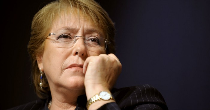 La última oportunidad de Bachelet