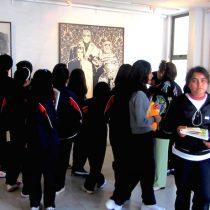 MAC trabaja con el arte como herramienta educativa mediante inédito programa en Lampa