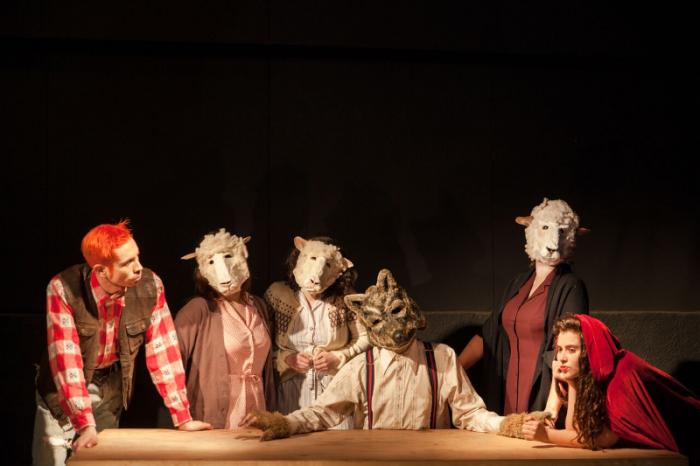 Jóvenes dramaturgos apuestan por la visualidad y el contexto social en sala Sidarte