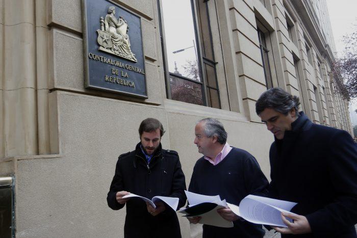 Diputados de Chile Vamos recurren a la Contraloría para que investigue fondos asignados a la Subdere