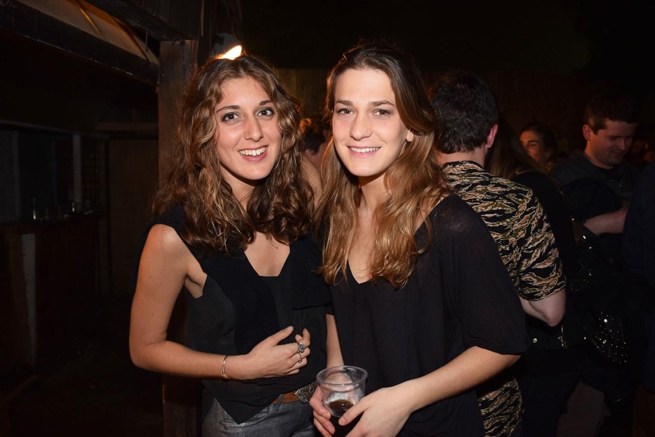 María Paz Braun y Magdalena Chadwick.